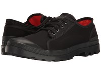 Palladium Pampa M65 Oxford Black Flame Men's Lace Up Casual Shoes