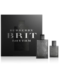 Burberry 2 Pc. Brit Rhythm Gift Set No Color