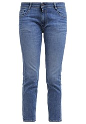 Teddy Smith Pinchy Relaxed Fit Jeans Blue Denim
