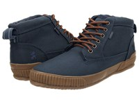 Chrome 415 Workboot Indigo Lace Up Boots Blue
