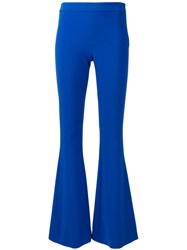 Moschino Flared Trousers Blue
