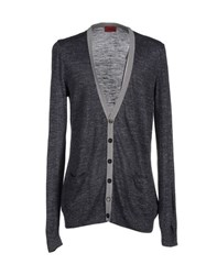 Hugo Knitwear Cardigans Men Lead