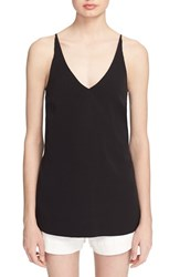 Women's Ayr 'The Atlas' V Neck Silk Camisole