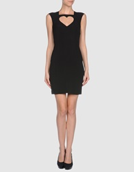 Bea Yuk Mui Bea Short Dresses Black
