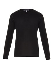 John Varvatos Crew Neck Cashmere Sweater