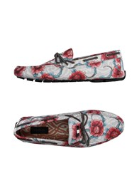 John Richmond Loafers Red