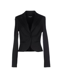 Flavio Castellani Suits And Jackets Blazers Women Black