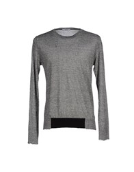 H Sio Knitwear Jumpers Men Green
