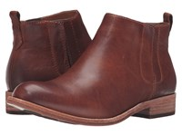 Kork Ease Velma Rum Cognac Full Grain Women's Pull On Boots Brown