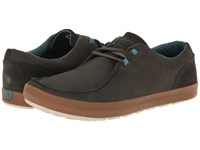Cushe Nawia Dark Grey Men's Shoes Gray