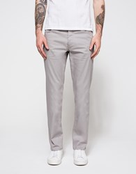 Theory Haydin Twill 5 Pocket Pant Concrete