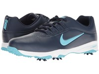 Nike Air Zoom Rival 5 Midnight Navy Vivid Sky White Men's Golf Shoes