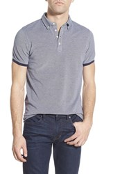 Men's Scotch And Soda Bird's Eye Knit Polo