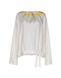 Moschino Cheap And Chic Blouses White