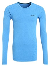 Craft Active Comfort Undershirt Ray Sky Orange