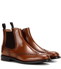 Church's Ketsby Leather Chelsea Boots Brown