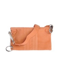 Philosophy Di Alberta Ferretti Medium Leather Bags Salmon Pink