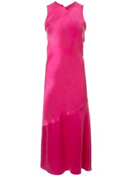 Rebecca Vallance Sophia Silk Midi Dress 60