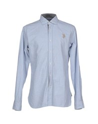 U.S. Polo Assn. U.S.Polo Assn. Shirts Shirts Men Slate Blue