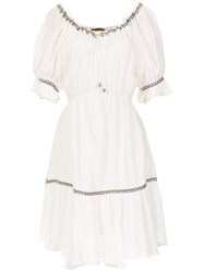 Clube Bossa Ressina Dress White