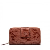 Maxwell Scott Bags Giorgia Croco Purse