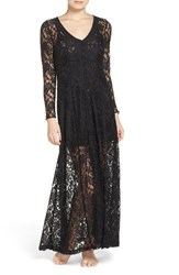 Band Of Gypsies Women's Lace Duster Robe