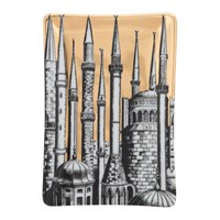 Fornasetti Minareti Rectangular Ashtray Trinket Tray