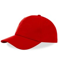 Y 3 Logo Cap Red