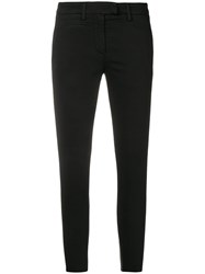 Dondup Skinny Trousers Black