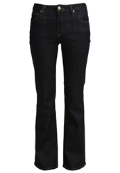Lee Marion Boot Bootcut Jeans One Wash Rinsed