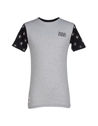 Worn By T Shirts Light Grey