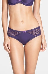 Passionata 'Miss Fashion' Hipster Briefs Wild Berry
