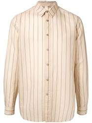 Forme D'expression Relaxed Fit Shirt Neutrals