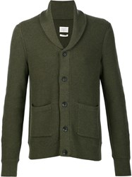 Rag And Bone Avery Shawl Cardigan Green