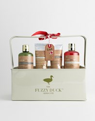 Baylis And Harding The Fuzzy Duck Christmas Beauty Gift Set No Colour Clear