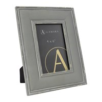 Amara Grove Photo Frame Grey 4X6