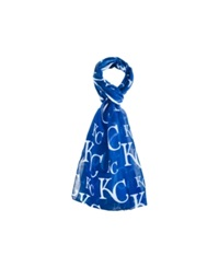 Forever Collectibles Kansas City Royals All Over Logo Infinity Scarf