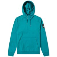 The North Face Fine 2 Box Hoody Green