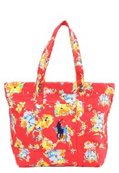 Polo Ralph Lauren Tote Bag Red