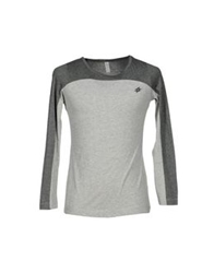 Lotto T Shirts Grey