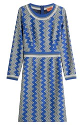 Missoni Knit Dress With Wool Multicolor
