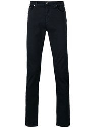 Versace Collection Slim Fit Jeans Blue