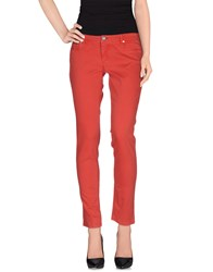 Berwich Trousers Casual Trousers Women Coral