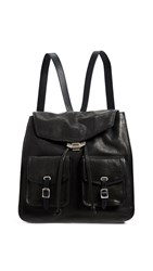 Rag And Bone Field Backpack Black
