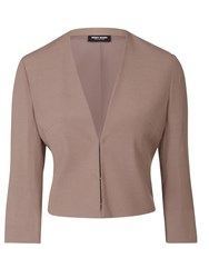 Gerry Weber 3 4 Sleeve Jacket Mud