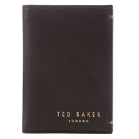 Ted Baker Zacks Credit Card Holder Black