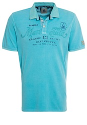Gaastra Clearwater Polo Shirt Azur Blue Turquoise