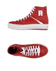Ruco Line High Tops And Trainers Rust