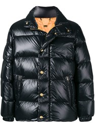 Billionaire Short Down Jacket Black