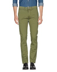 Pepe Jeans Trousers Casual Trousers Military Green